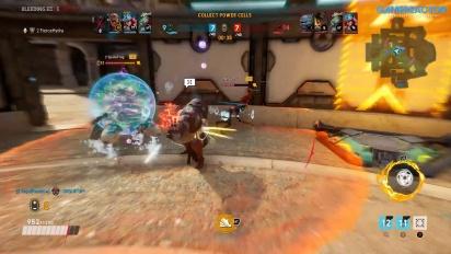 Bleeding Edge - Gameplay Match 1