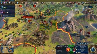 Civilization VI - Gran Colombia First Look Trailer