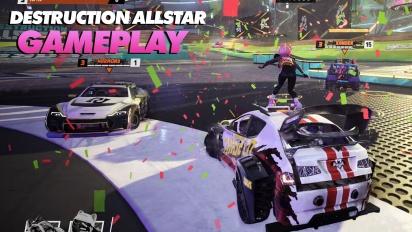 Destruction AllStars - Gameplay