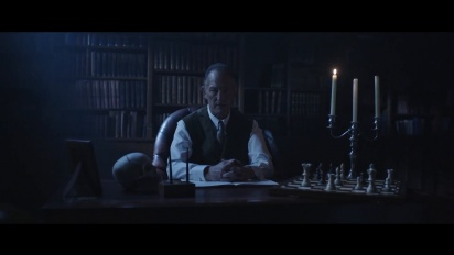 The Dark Pictures Anthology: House of Ashes - Live Action Launch Trailer