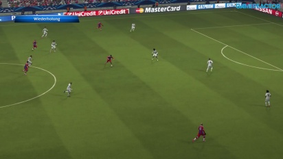 Pro Evolution Soccer 2015 - Gameplay - FC Bayern München vs. Real Madrid