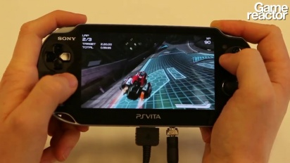 Wipeout 2048 - Gameplay