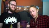 ClusterPuck 99 - Intervista a Shaun Mitchell