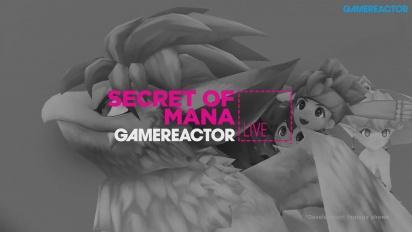Secret of Mana: Remake - Replica Livestream