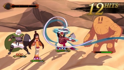 Indivisible - Welcome to the World of Loka E3 2018 Trailer
