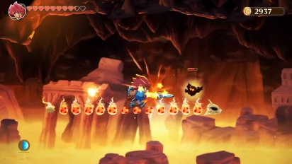 Monster Boy and the Cursed Kingdom - E3 2018 Trailer