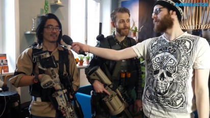 The Division 2 - Intervista ai Cosplayer