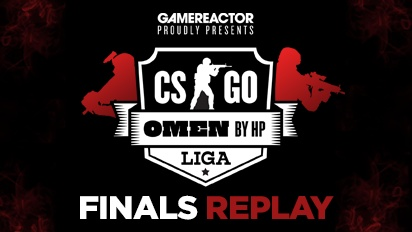 OMEN by HP Liga - CS:GO league Season 2 Finals - Replica Livestream