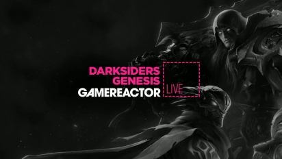 Darksiders Genesis - Livestream di lancio