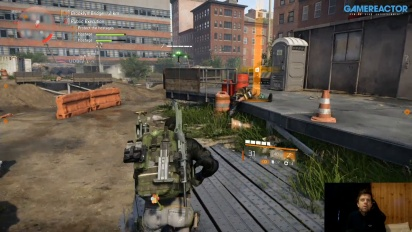 The Division 2 - Warlords of New York Replica Livestream