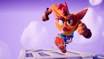Crash Bandicoot 4: It's About Time - Trailer gameplay di lancio [italiano]