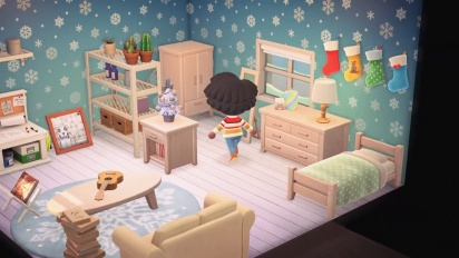 Animal Crossing: New Horizons - Trailer aggiornamento invernale (italiano)