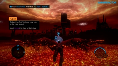 Saints Row: Gat Out of Hell - Prima ora di gameplay