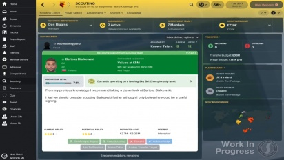 Football Manager 2018 - Inside FM18: Scouting