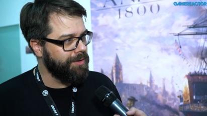 Anno 1800 - Intervista a Dirk Riegert