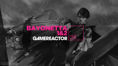 GR Italia Live: Bayonetta 1&2 Switch - Replica Livestream