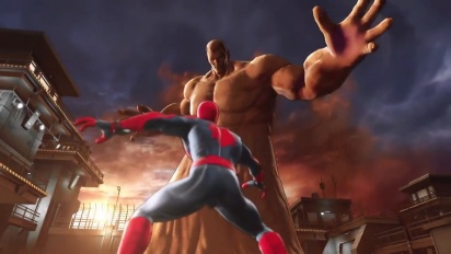 Marvel Ultimate Alliance 3: The Black Order - Characters Trailer