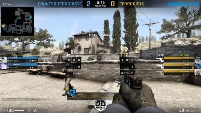 OMEN by HP Liga - Div 1 Round 1 - ExeRetro vs SLACKBOYS - Inferno