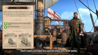 Port Royale 4 - Featurette
