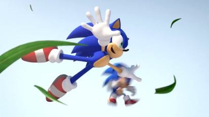 Sonic Generations - Announcement Trailer