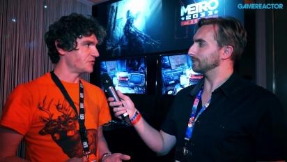 E3 2014: Metro Redux - Intervista a Huw Beynon