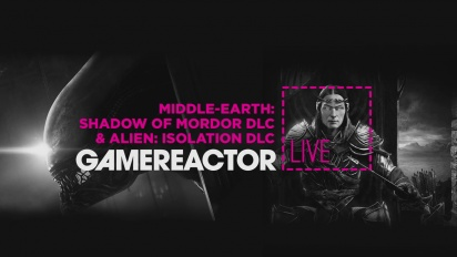La Terra di Mezzo: L'Ombra di Mordor & Alien: Isolation DLC - Due ore di gameplay