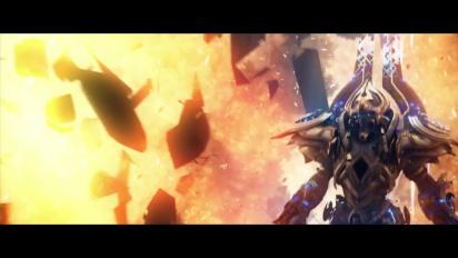 StarCraft II: Legacy of the Void - Trailer di lancio
