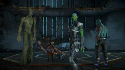 Guardians of the Galaxy: The Telltale Series - Episode 1 Launch Trailer