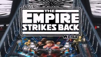Zen Pinball 2 - Star Wars: The Empire Strikes Back Trailer