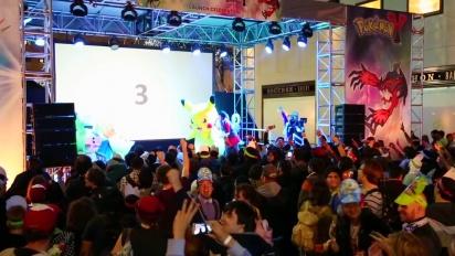 Pokémon X/Y - Trailer Evento di Lancio