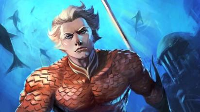Infinite Crisis - Aquaman Trailer