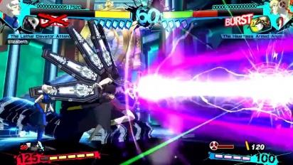 Persona 4: Arena Ultimax - Elizabeth Trailer