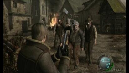 Resident Evil 4 Wii Edition - Wii U Virtual Console eShop Trailer