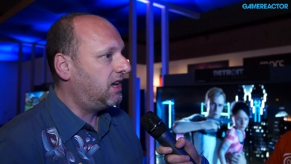 Detroit: Become Human - Intervista a David Cage