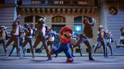 Super Mario Odyssey: Il video musicale di Jump Up, Super Star!