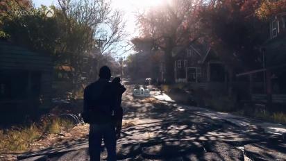 Fallout 76 - Microsoft E3 Teaser
