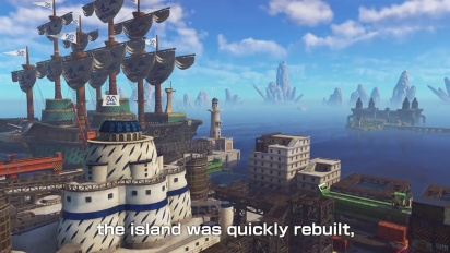 One Piece World Seeker - Meet The Resistance Trailer