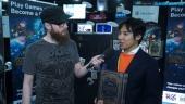 CES19: Technologia School of Magic - Intervista a Satoshi Miyagawa