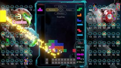 Tetris 99 - 26th MAXIMUS CUP Gameplay Trailer