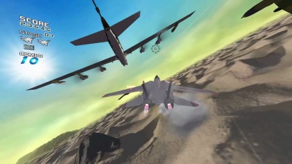 After Burner Climax - Mobile Launch Trailer