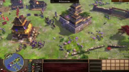E3 Age of Empires III: The Asian Dynasties