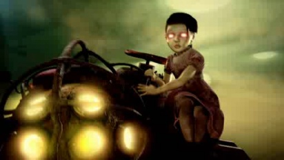 Bioshock launch trailer