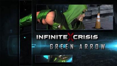 Infinite Crisis - Green Arrow Trailer