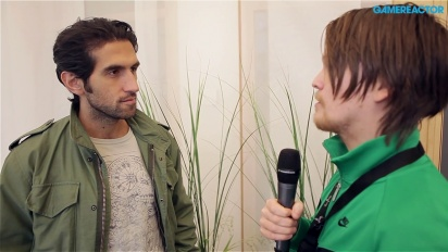 Josef Fares - Game Camp Sweden Interview