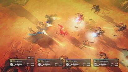Helldivers - Trailer di annuncio su PC