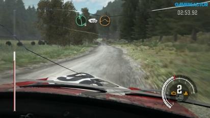Dirt Rally: Gameplay su Xbox One con la Mini Cooper del 1960