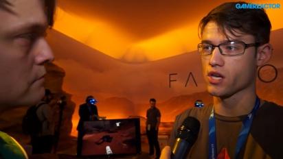 Farpoint - Intervista a Randy Nolta
