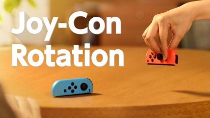 1-2-Switch - Joy-Con Rotation