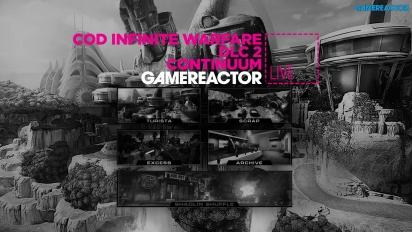 Call of Duty: Infinite Warfare - DLC2 Continuum Livestream