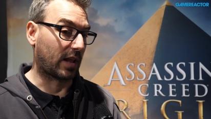 Assassin's Creed: Origins - Intervista a Jean Guesdon